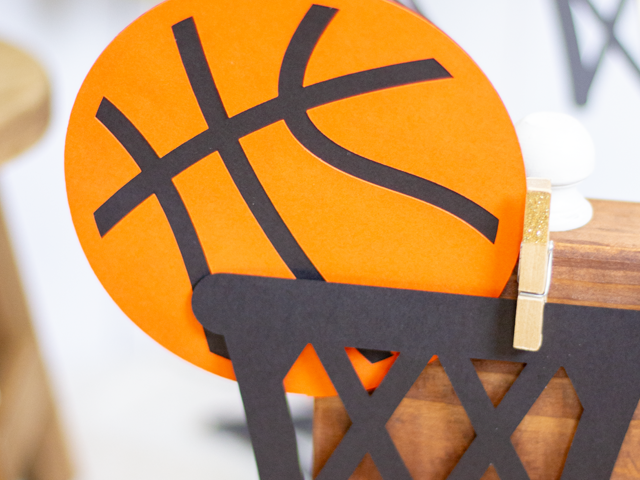 Basketball Die Cuts