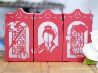 Mulan Paper Lantern