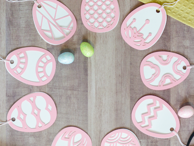 Easter Egg Gift Tags