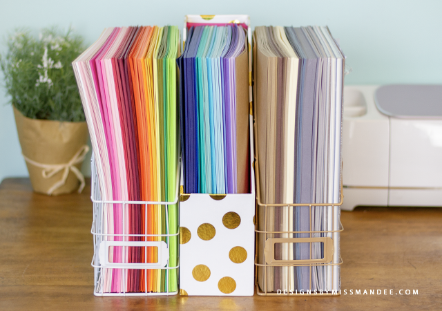 My Favorite Crafting Tools - Cardstock