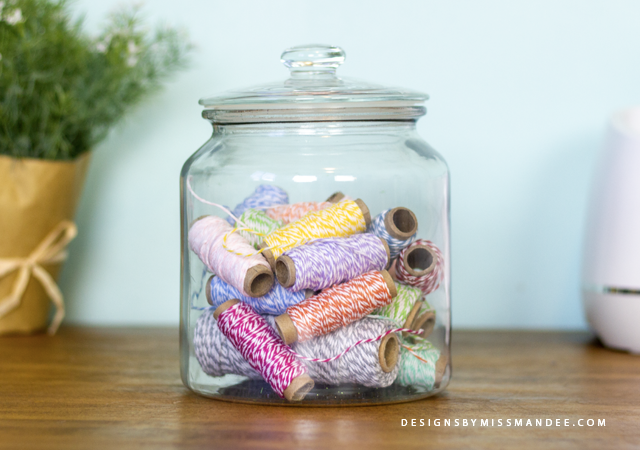 My Favorite Crafting Tools - Baker's Twine
