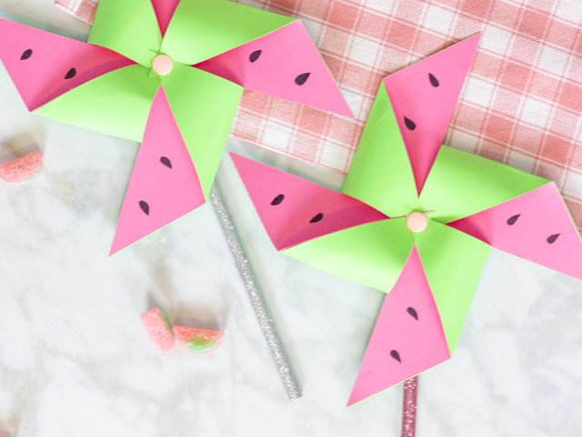 Watermelon Pinwheels