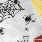 Die Cut Spiders