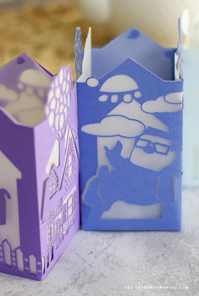 Up Paper Lantern