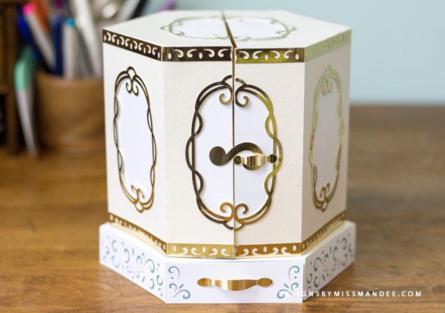 3D Music Box