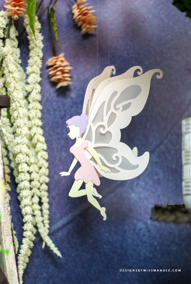 Die Cut Fairies