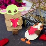 Adorable Star Wars Valentines