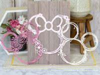 Mickey and Minnie Wreaths