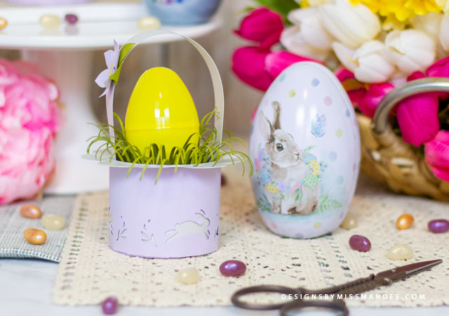Mini Easter Basket