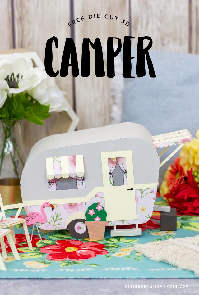 3D Camper