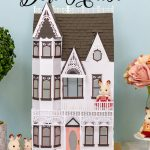 3D Victorian Doll House