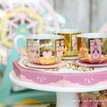 Die Cut 3D Teacup Ride