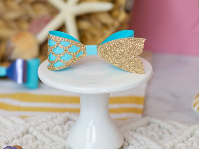 Mermaid Bows