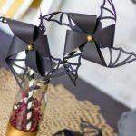 Bat Wing Pinwheels