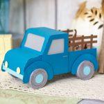 3D Fall Truck