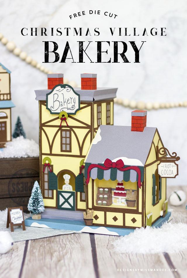Christmas Village Bakery